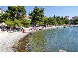 Punta Rožac Okrug Gornji (Ciovo) Plaža