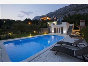 Objekt Marija Gata, Kvadratura 75,00 m2, Smještaj s bazenom, Zračna udaljenost od centra mjesta 50 m