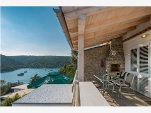 Smještaj uz more Plava Istra,Rezerviraj Dubravka Od 834 kn