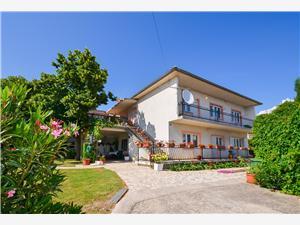 Apartments Zorka Novi Vinodolski (Crikvenica), Size 90.00 m2, Airline distance to town centre 400 m