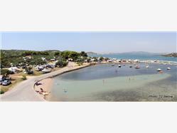 Plitka Vala Murter - île de Murter Plaža