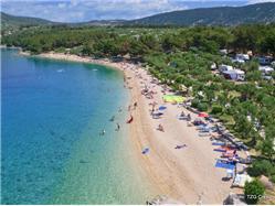 Kovačine Martinscica - wyspa Cres Plaža