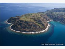 Poratnak Susak - wyspa Susak Plaža