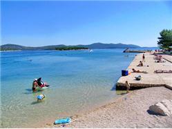 Lučica Zirje - isola di Zirje Plaža