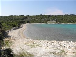 Kneže Brna - Korcula sziget Plaža