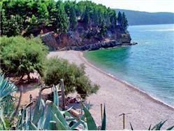 Kamenica Marinje Zemlje - ostrov Vis Plaža