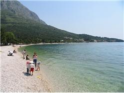 Velika Plaža Gradac Plaža