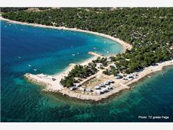 Šimuni Metajna - isola di Pag Plaža