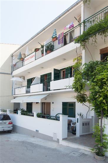 Appartementen Maja