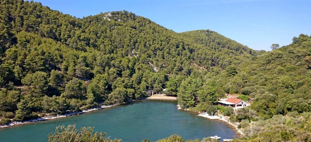 Istruga-Brna (otok Korčula)
