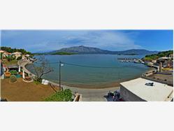 Tatinja Lumbarda - Korcula sziget Plaža