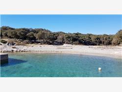 Plaža od 7 vrata Martinscica - wyspa Cres Plaža