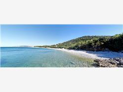 Miholaščica Martinscica - wyspa Cres Plaža