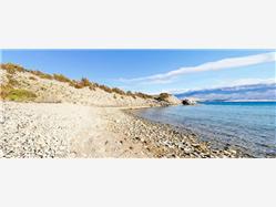 Papalina Lopar - otok Rab Plaža
