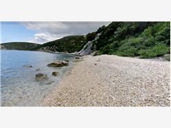 Kozica Rab - wyspa Rab Plaža