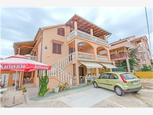 Apartmány Mira Zelená Istria, Rozloha 40,00 m2, Vzdušná vzdialenosť od centra miesta 600 m
