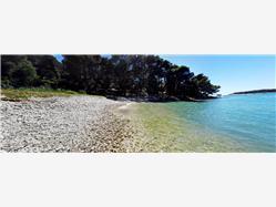 Zlatna uvala Nerezine - île de Losinj Plaža