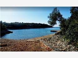 Balvanida Silba - ön Silba Plaža