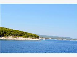 Lenga Brendana Pomena - ostrov Mljet Plaža