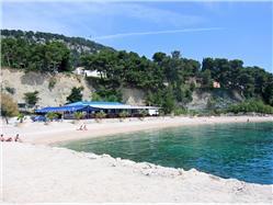 Kaštelet Kastel Luksic Plaža