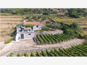 Maison Mate Bol - île de Brac, Superficie 50,00 m2