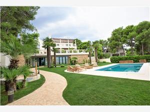 Privatunterkunft mit Pool Riviera von Split und Trogir,Buchen Richi Ab 1500 €
