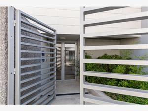 Apartament Kampanel Split, Powierzchnia 88,00 m2, Odległość od wejścia do Parku Narodowego 500 m, Odległość od centrum miasta, przez powietrze jest mierzona 300 m