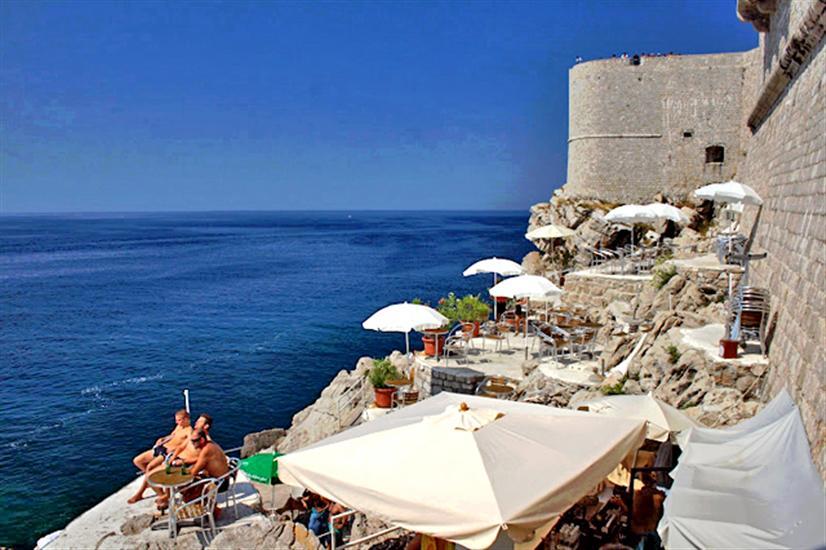 Buza-Dubrovnik-Dalmatia-Croatia