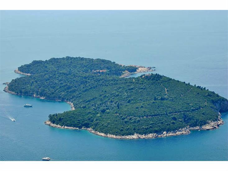 Lokrum-Dubrovnik-Dalmatia-Croatia