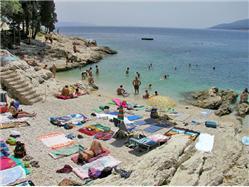 Girandella Vlakovo (Labin) Plaža