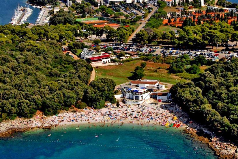 Ambrela-Verudela-Istra-Croatia
