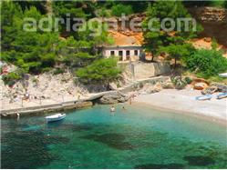 Sutmiholjska Pomena - wyspa Mljet Plaža