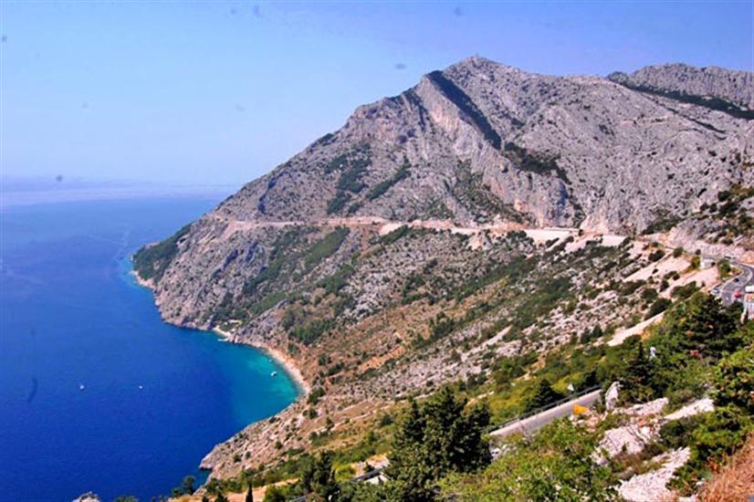Vrulja-Brela-Dalmatia-Croatia