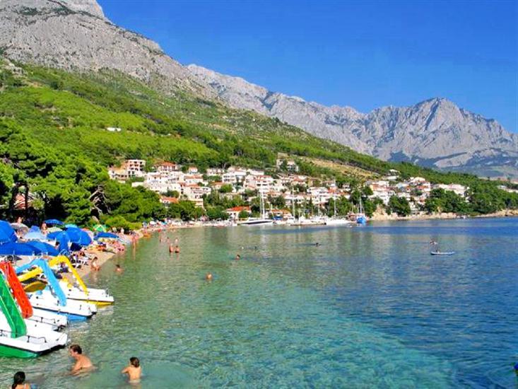 Berulia-Brela (Makarska)