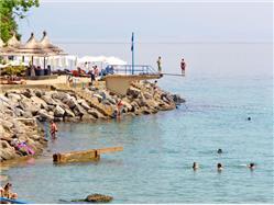 Lido Volosko (Opatija) Plaža