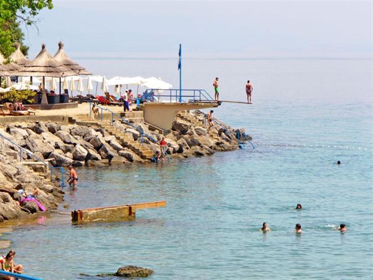 Lido-Opatija-Istra-Croatia