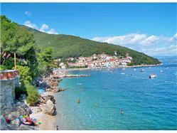 Moščenićka Draga Sumber (Nedescina) Plaža