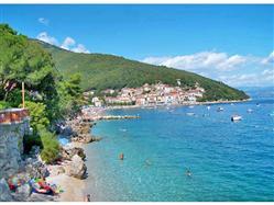 Moščenićka Draga  Plaža