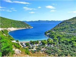 Prapratno Sobra - ostrov Mljet Plaža