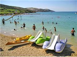 Planjka - Trinćel Jablanac Plaža