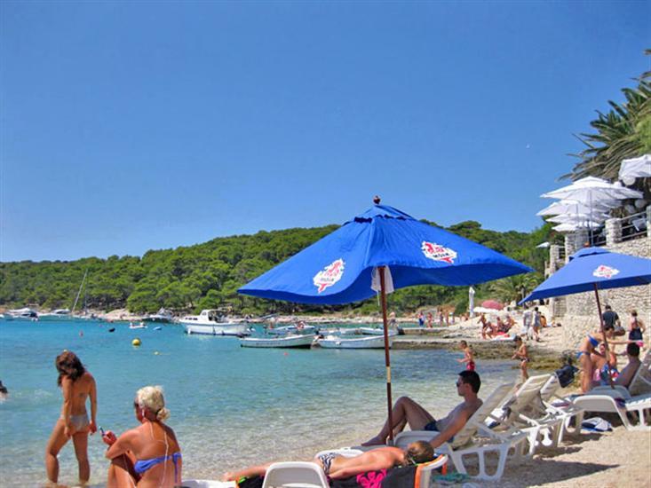 Palmižana-Hvar (otok Hvar)