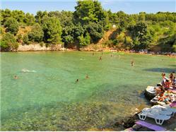 Grebišće Vrboska - island Hvar Plaža