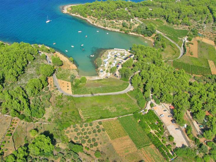 Grebišće-Jelsa (otok Hvar)