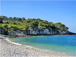 Srebrna Vis - eiland Vis Plaža