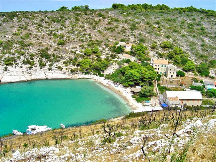 Porat-Bisevo-Dalmatia-Croatia
