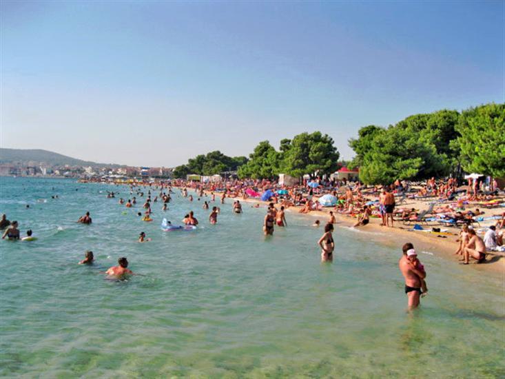 hangar beach vodice croatian beaches