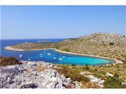 Lojena Kravljacica - île de Kornat Plaža