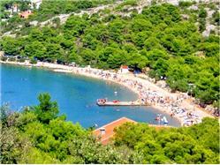 Lovišća  Plaža