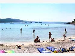 Saharun Wyspa Zverinac Plaža