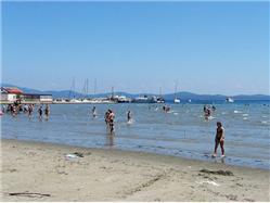 Spiaza Susak - island Susak Plaža